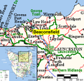 Beaconsfield Tasmania Location Map 2.png