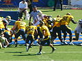 Bears on offense at UCLA at Cal 2010-10-09 25.JPG