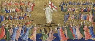 Christ Glorified in the Court of Heaven