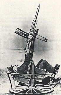 Becker Type M2 20 mm cannon 20 mm autocannon aircraft armament