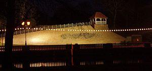 Castle, Bedford - Bedford Castle