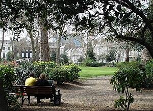Bloomsbury - Image: Bedford gardens