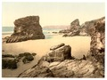 Bedruthan Steps, I, Cornwall, England-LCCN2002696585.tif