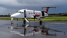 Beechcraft 1900D Northern Thunderbird.JPG