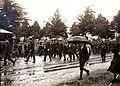 Begrafenisstoet Belgische oorlogsslachtoffers, Maastricht, 1914 (3).jpg