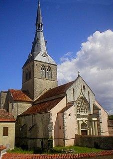 Belan-sur-Ource Commune in Bourgogne-Franche-Comté, France