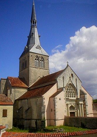 Belan-sur-Ource - Image: Belan sur Ource