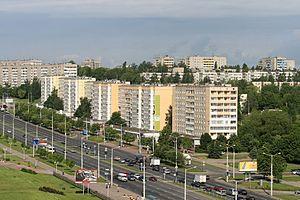 Вуліца Прытыцкага, Мінск