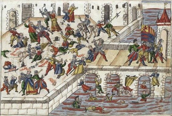 Beleg van Maastricht (1579), Johann Jakob Wick (cropped)