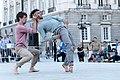 Belenciana pone a bailar a varias generaciones en La Pradera y la plaza de Oriente se sumerge en el mundo submarino 04.jpg