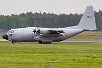 CH-13 - C130 - Belgian Air Force