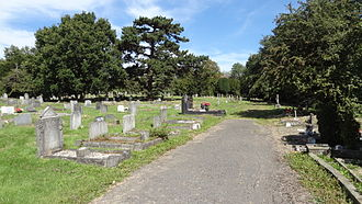 Bells Hill Burial Ground - Image: Bells Hill Burial Ground 2