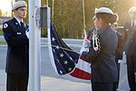 Ben Eielson Junior-Senior High School Air Force Junior ROTC cadets prepare to raise the American flag.jpg