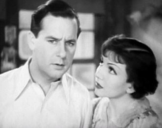 I Cover the Waterfront - Ben Lyon and Claudette Colbert