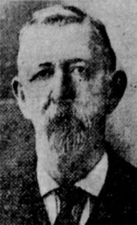 Benjamin P. Cornelius American politician