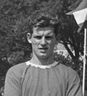 Bennie Hofs - Bennie Hofs in 1968