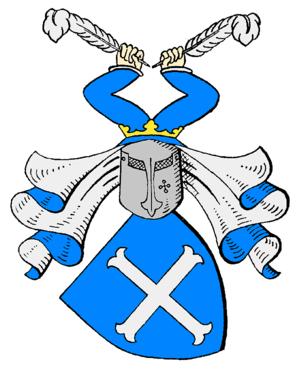 Bentinck family - Image: Bentinck Wappen