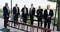Besuch der deutschsprachigen Finanzminister im Leopold Museum und beim Weingut Wailand (50266902202).jpg