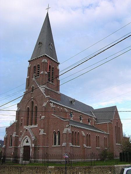 Datei: Beyne-Heusay Kirche1.jpg