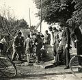 Bicycle, shadoof Fortepan 76824.jpg