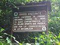 Bienvenida al Parque Chorro El Indio.jpg