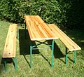 Picnic Table Wikimedia Commons