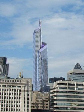 Bishopsgate Tower from London Bridge cropped.JPG
