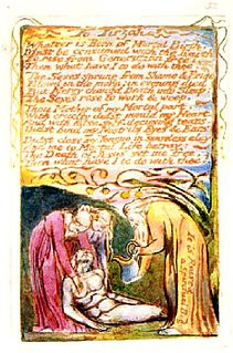 To Tirzah poem written by William Blake