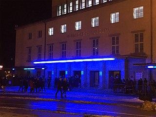 Blitz Club Nightclub in Munich, Germany