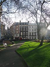 Bloomsbury square wikipedia for Olive garden union nj