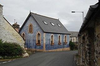 Llwyngwril Human settlement in Wales