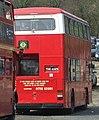 Blue Triangle bus T2 (THX 402S), 1978 Leyland Titan B15, 2005 Cobham bus rally.jpg