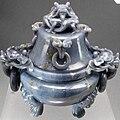 Blue jadeitite Chinese incense burner (Qing period, 1644-1911) 2 (49167297731).jpg