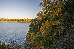 Harry S Truman State Park - Image: Bluff Ridge Overlook @ Truman Lake State Park panoramio