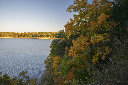 Bluff Ridge Overlook @ Truman Lake State Park - panoramio