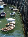 Boats, Lynmouth harbour - geograph.org.uk - 1306750.jpg