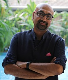 Bobby Ghosh in 2017