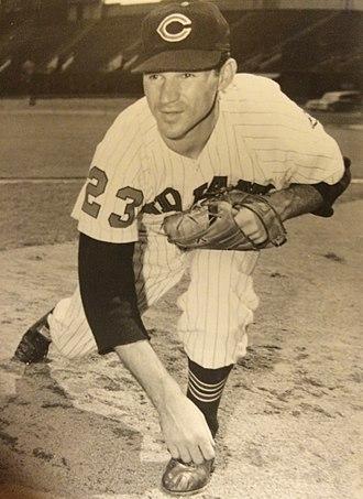 Bobby Locke (baseball) - Locke in 1960