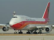 Boeing 747-357M, TAAG Angola Airlines AN0387063