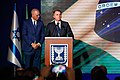 Bolsonaro and Israeli Ambassador in Brazil, Yossi Shelley, on the 71st anniversary of Israel.jpg