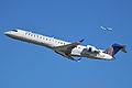 Bombardier CRJ-700 'N728SK' and a Korean A380! (14187120484).jpg