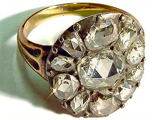 Samuel Ward (taster) - The Ring given to 13-year-old Samuel