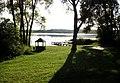 Bootsteg am Bibowsee, Hasenwinkel - panoramio.jpg