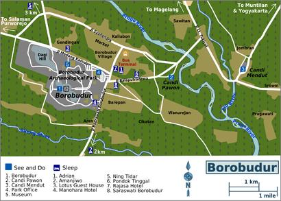 Borobudur – Travel guide at Wikivoyage