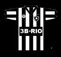 6e970a5c8d031 Evolução dos uniformes do Botafogo de Futebol e Regatas - Wikiwand