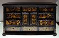 Botteghe granducali fiorentine, stipo, 1750-1800, con restauri del xix secolo 01.JPG