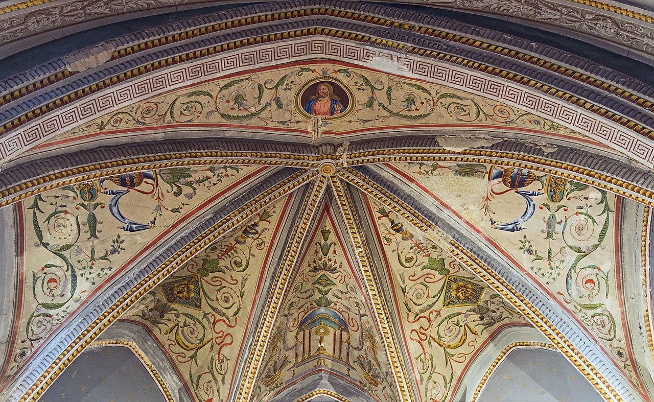 file bouloc eglise plafond de l abside jpg wikimedia commons