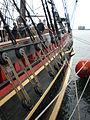 Bounty II port hull section.JPG