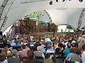 Brüder Grimm Märchenfestspiele Hanau 2003.JPG