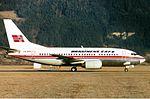 Braathens SAFE Boeing 737-500 JetPix-1.jpg